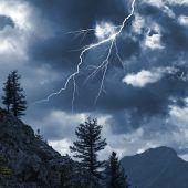 Gewitter – die Gefahr im Gebirge