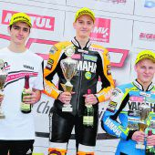 Mohr startete Yamaha-Cup mit Sieg
