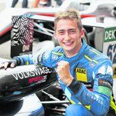 Habsburg mit erstem Sieg in der Formel 3
