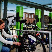 E-Bike-Hunderter schon über 300 Mal genutzt