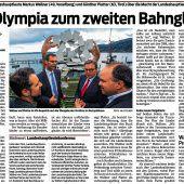 ÖBB sehen im Ausbau der Arlbergstrecke wenig Sinn