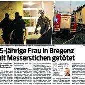 Mordanklage nach Bluttat im Bregenzer Drogenmilieu