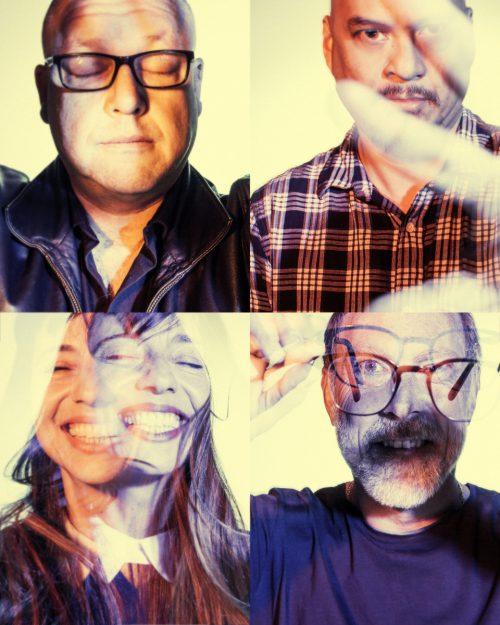 """""""Where is my mind?"""" – Erstmals in der Geschichte des neuen Montforthauses wird stehend und mit Drinks in der Hand zum Sound der Pixies ge(indie)rockt.foto: pixies"""
