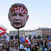 EU verschärft Gangart gegen Polen