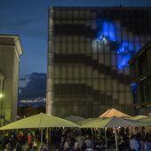 Über 7250 Besucher feierten das Kunsthaus