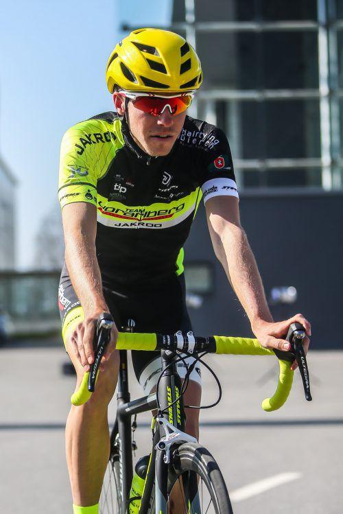 13. Platz bei der Portugal-Rundfahrt: Patrick Schelling.steurer