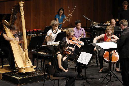 """Abschlusskonzert der Sommerakademie """"Opus XXI"""". Foto: BF/Köhler"""