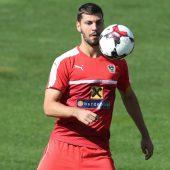 Olympiakos heiß auf Dragovic