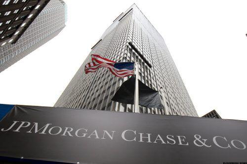 Amerikanische Finanzmacht: Die Bank JPMorgan Chase wurde von Tony Drexel und JP Morgan gegründet.  Foto: JPM/The Street