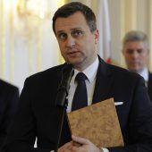 Slowakei stürzt in eine Regierungskrise