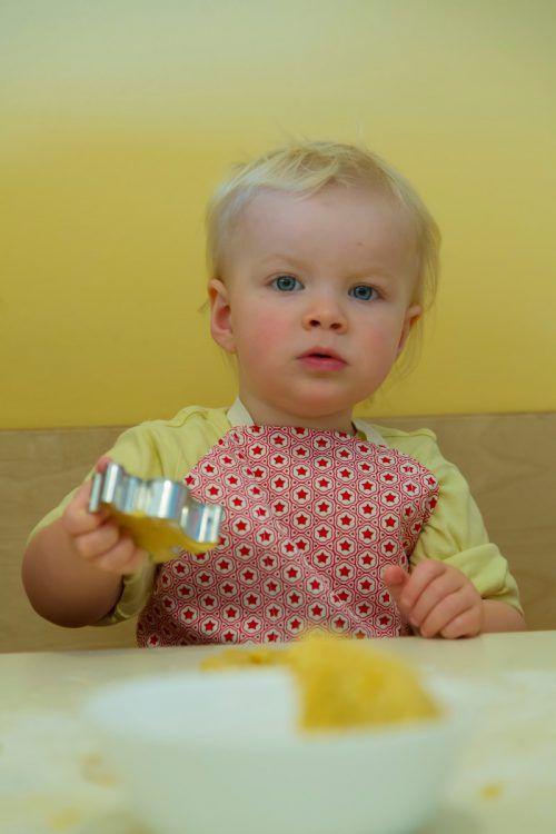 Auch die Kleinsten wollen gut betreut sein.  Foto:vn/paulitsch