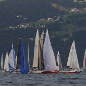Werften segeln hart am Wind