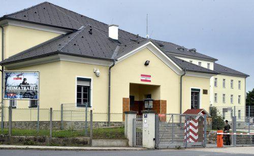 Auf dem Weg in die Kaserne in Horn in Niederösterreich verlor der Rekrut das Bewusstsein und starb noch am selben Tag im Krankenhaus.Foto: APA