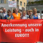 Die Oma-Revolte findet am Freitag in Wien statt