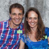 """<p class=""""caption"""">Bernd Giesinger und Yvonne Schmid.</p>"""