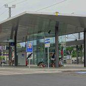 Gute Noten für neuen Hohenemser Bahnhof