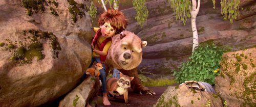 """""""Bigfoot Junior"""" läuft ab heute im Kino. Foto:Impuls Pictures"""