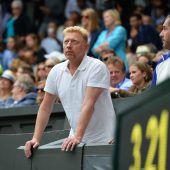 Boris Becker wird neuerHead of Tennis