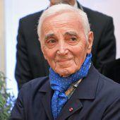 Stern für Charles Aznavour