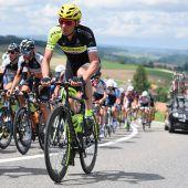 Geismayr wird Zwölfter bei Radmarathon