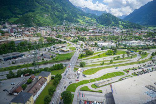 Das Bundesland Vorarlberg profitiert auch von einer sich aufhellenden Weltkonjunktur. Foto: VN/Hartinger