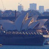 Sydney plant ein künstliches Riff