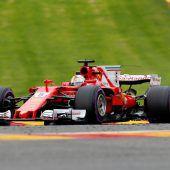 Vettel hat noch Aufholbedarf