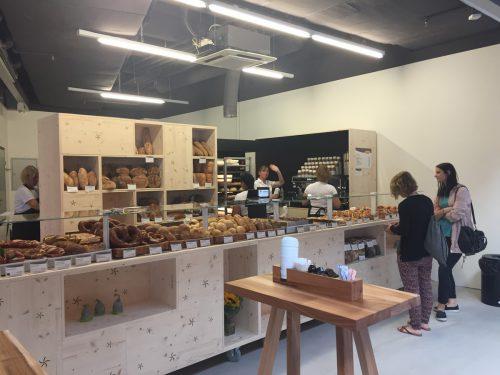 Mangold geht unkonventionelle Wege: Im vergangenen Jahr wurde die erste Popup-Filiale der Bäckerei eröffnet – mit Erfolg. MHM