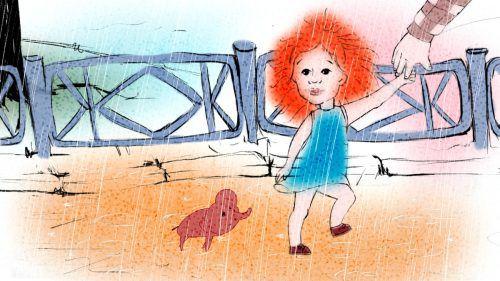 """Der Animationsfilm """"Invisible Elephant"""" läuft unter anderen am Kurzfilmnachmittag für Kinder."""