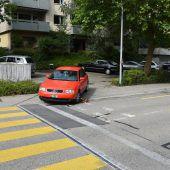 Vierjähriger stirbt nach Kollision mit Auto