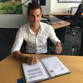 Vertrag bei Schalke nununterzeichnet