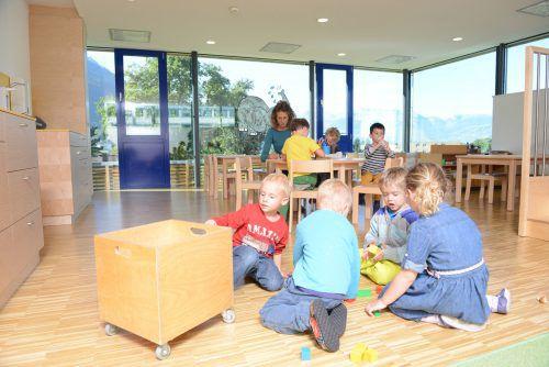 Bei den Beschäftigten des LKH-Kindergartens gehen die Meinungen bezüglich Kommunalsteuerpflicht gehörig auseinander. khbg/ess