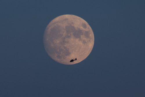 Der Mond übt auf Menschen eine Faszination aus.Foto:Stiplovsek