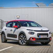 """<p class=""""caption"""">Der neue Citroën C3 entpuppt sich im VN-Dauertest als echter Frauenschwarm.Foto: Oliver Wolf</p>"""