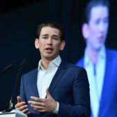 ÖVP setzt im Wahlkampf auf Neue Gerechtigkeit