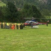 Seilschaft in Salzburg abgestürzt: Fünf Tote