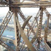 Schwingungsschutz aus Bürs für Eiffelturm Paris