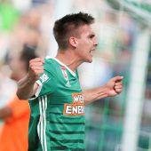 Max Wöber für7,5 Millionen Euro zu Ajax