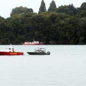 Kleinflugzeug stürzt in Bodensee: zwei Tote