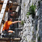 Kriegerdenkmal in Bludenz wird saniert