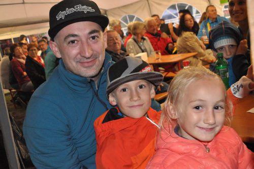 Die Bludenzer BMX-Familie feierte runden Geburtstag. Foto: dk