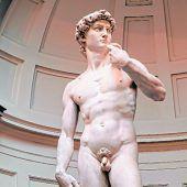Davidstatue von Michelangelo