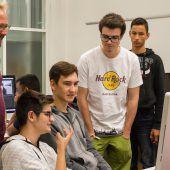 Medienprojekt Campus in der FHV