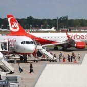 Der Geldhahn ist zugedreht: Fluglinie Air Berlin meldet Insolvenz an
