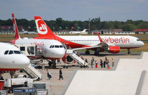 Die schwer angeschlagene Air Berlin hat einen Antrag auf Eröffnung eines Insolvenzverfahrens in Eigenverwaltung gestellt. Foto: Reuters