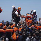 Private Einsätze im  Mittelmeer ausgesetzt