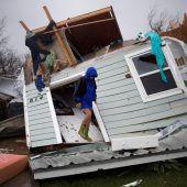 Sturm brachte Tod und Verwüstung nach Texas