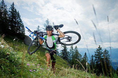 Die Weltelite des Extremsports misst sich bei der Outdoortrophy mit ambitionierten Amateursportlern aus der Region.foto: outdoortrophy.com /Markus Gmeiner