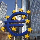 Wirtschaft in Eurozone wächst etwas stärker