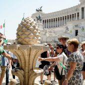 Hitzewelle mit über 40 Grad lähmt Südeuropa